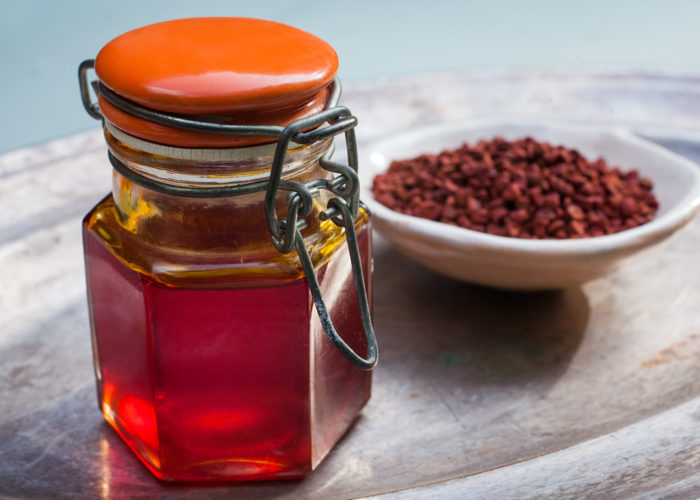 Organic Annatto Oil And Extract