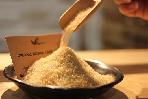 Organic White Cane Sugar